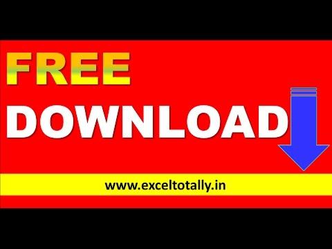 EazyAUTO4 Excel to Tally | +91-901-103-1113