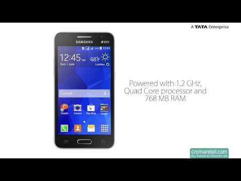 Samsung Galaxy Core 2 GSM Mobile Phone Dual SIM