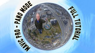 How To Post Sphere Photo as 360 Panorama on Facebook - DJI GO 4 App