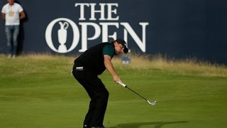 Phil Mickelson 63 2016 Open Championship