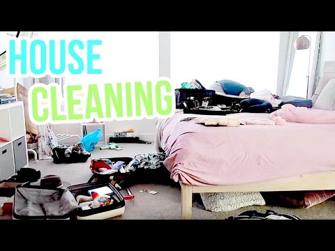HOUSE CLEANING & GROCERY SHOPPING ADVENTURE!