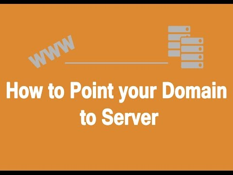 How to Point a Domain to a Server