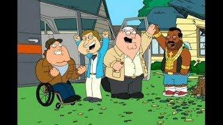 Family Guy - Das A-team (deutsch - Alle Szenen!)