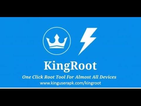 Root Marshmallow 6.0.1 using KINGROOT