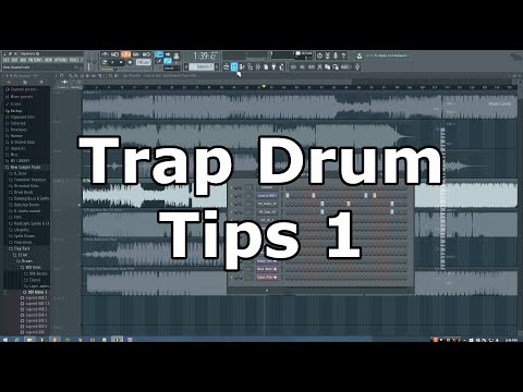 Tips for Better Trap Beats: Rhythm and 808 Bass Notes (pt. 1)