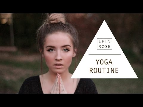 My Yoga Routine | Erin Rose