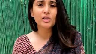 Divya Spandana's appeal in support of Dr. Yogesh Babu's fight against the mining mafia in Karnataka