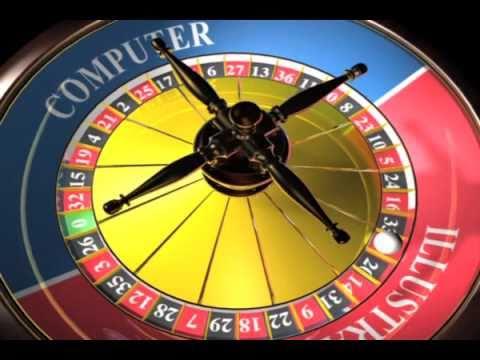 Roulette Wheel Animation