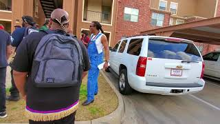 Download PEACE RALLY @ FT WORTH HOMICIDE HOTBED #AAC #SICARII #BEM Video