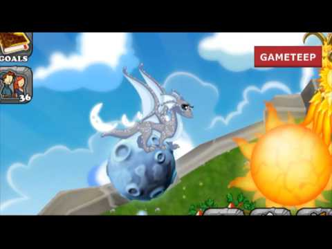 How to breed Moon Dragon 100% Real! DragonVale!