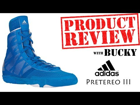 Adidas Pretereo III Wrestling Shoe Review