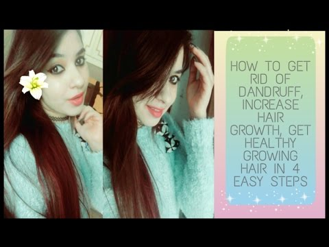 Dandruff Treatment at Home *Naturally*/ Remedies for Dandruff - Treat Dandruff at Home