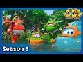 Download Lost In the Everglades | super wings season 3 | EP04 MP3,3GP,MP4