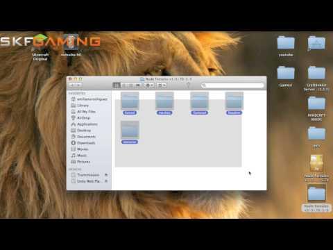 How to Install Mods - Skyrim [MAC]