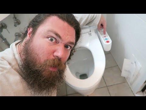 Weird Foreign Toilets