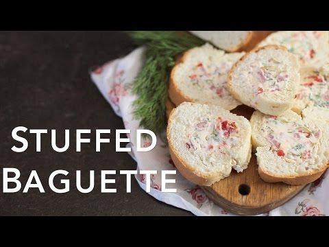 Stuffed Baguette [BA Recipes]