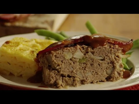 How to Make The Best Meatloaf | Ground Beef Recipes | Allrecipes.com