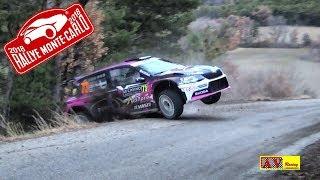 WRC Rallye Monte Carlo 2018 | Maximum Attack & Show | A.V.Racing