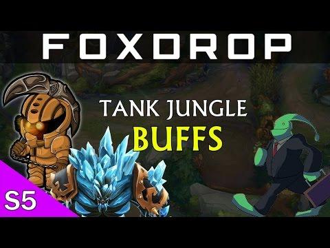 [PBE] Tank Jungle Buffs Rundown - Cinderhulk & Gromp Changes
