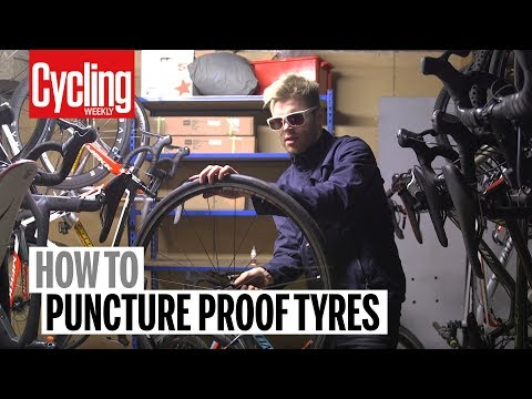 How to puncture proof your tyres | Cycling Weekly