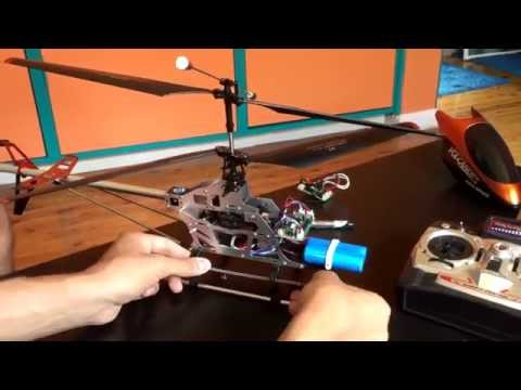 Helicopter 9053 problem:Circuit board