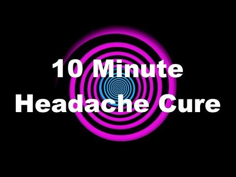 Hypnosis: 10 Minute Headache Cure (Request)