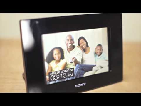 Review of DPF-D710 7-inch LCD Digital Photo Frame by Sony