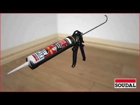 Installing and Finishing of Skirting Board with Adhesives