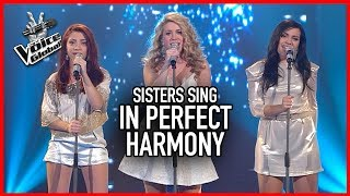 PERFECT HARMONY VOICES give coaches CHILLS | WINNER