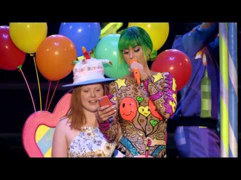 Katy Perry - Birthday (Live at