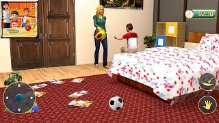 Download Virtual Mother - Happy Family Life Simulator Game (by 3D Kids - Sim Studio) / Android Gameplay HD Video