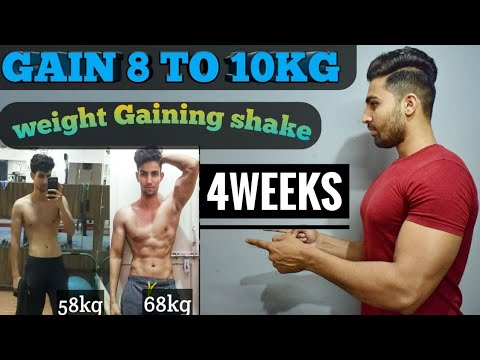 how to gain weight in a week | Royal Shakti Fitness |