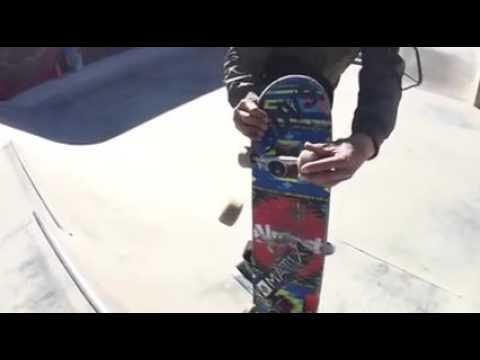 Daewon Song Wheel Change Skateboard Wizardy