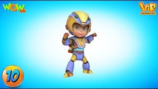 Vir: The Robot Boy - Compilation #10 - As seen on Hungama TV