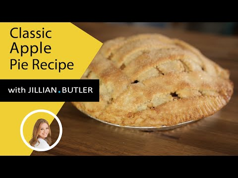 Homemade Apple Pie Recipe - Simple and Delicious (2018)