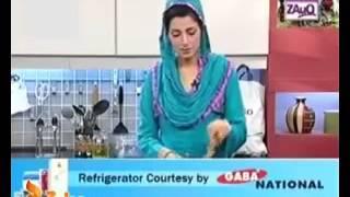 Tawa Pasanday by Chef Tahira Mateen