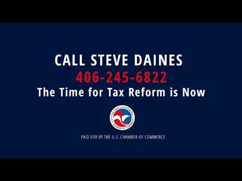 Call Steve Daines
