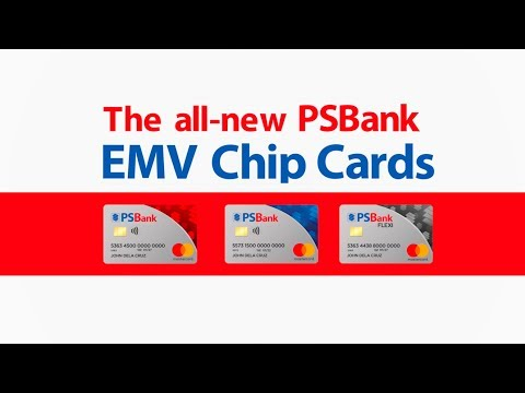 PSBank EMV Chip Cards