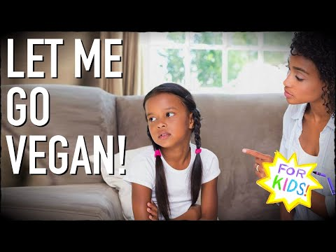 My Parents Won't Let Me Go Vegan! [Advice from REAL VEGAN KIDS!]