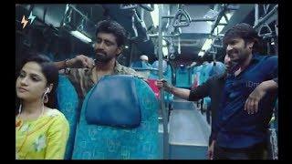 Rape in Indian bus 2017