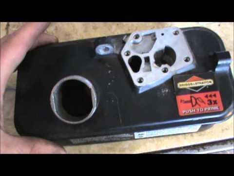 Briggs and Stratton pulsa jet carburetor repair