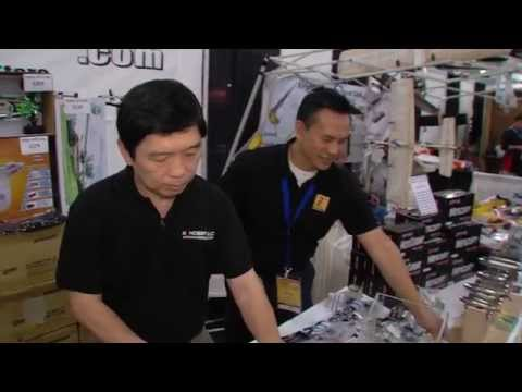 In 2 Hobbies display their product lines at AMA Expo 2015