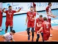 POLAND RUSSIA Highlights Men39s Volleyball World Cup 2019