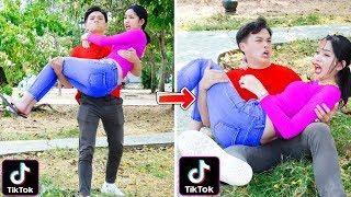 FUNNY TIK TOK VIDEO ! Viral Tiktok Life Hacks & Funny Situations | Funny Pranks & Tricks on Tik Tok