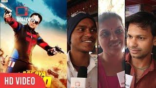 Aa Gaya Hero Movie Public Review | Govinda, Ashutosh Rana, Murli Sharma