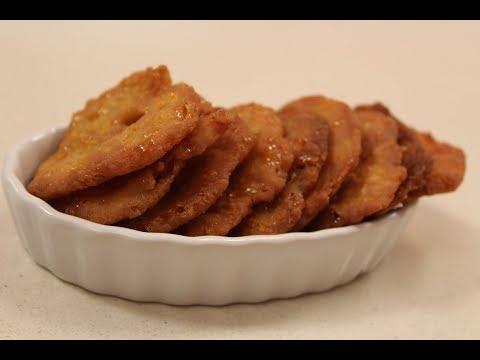 Sweet Pumpkin Fritters | Sanjeev Kapoor Khazana