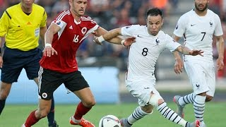 Albanie - France 2015 : 1-0