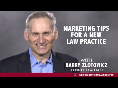 Marketing Tips for a New Law Practice