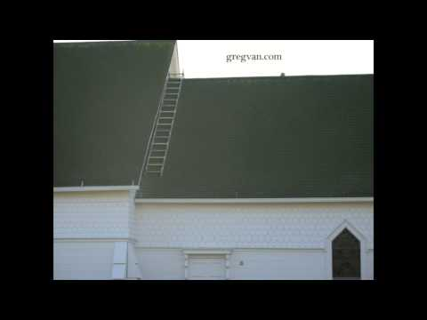 How Do You Work On Steep Roofs - Roofing And Painting Tips