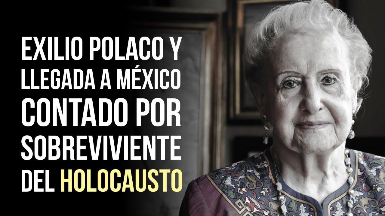 Enlace Judío - Anna Zarnecki: Exilio polaco y llegada a México